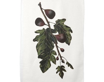 Fig Kitchen Towel