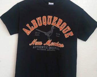 Vintage Albuquerque NM Tourist Tee