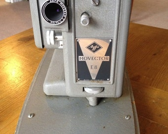 1958 Agfa Movector E 8 1958 projector 8mm