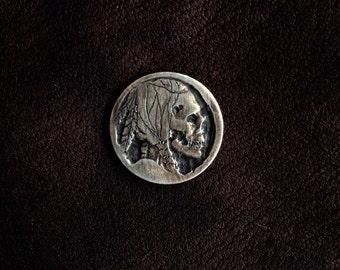 Individual Hobo Nickel