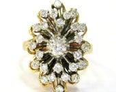 Starburst Diamond 14K 195...