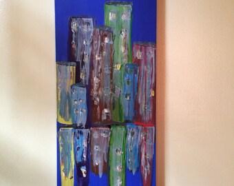 Blue Reflection Vertical