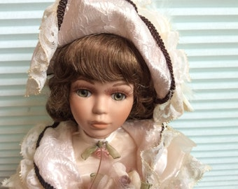 Victorian porcelain doll head.  Timeless images by Show Stoppers