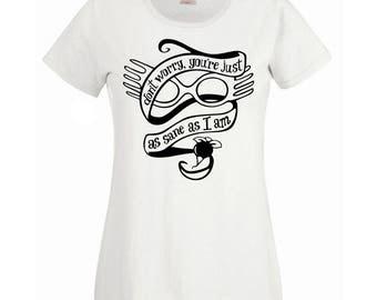 Luna Lovegood Quote Tshirt