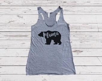 Mama Bear Womens Shirt
