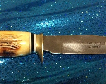 FATHERS DAY****White Tail Cutlery Hand Made Bowie knife