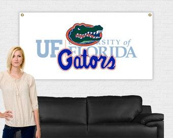 University of Florida Banner 3 ft x 6 ft   UF Banner