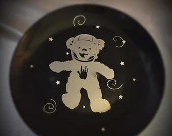 Grateful Dead Plate