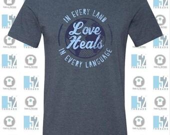 Love Heals t-shirt