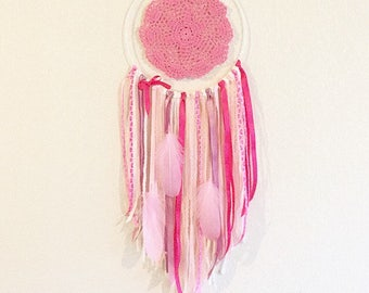Istu - Grab pink dreams, dreamcatcher, or sensor of dream