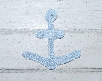 1 anchor - Application - CROCHET - maritime