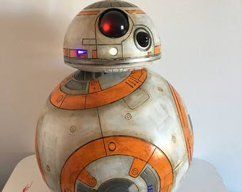 "CUSTOM 18"" Jakks Pacific BB8 Electronic Figure"