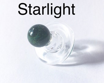 Glass Directional Cap -Vented- (Starlight)