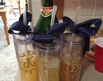 Bridal Party Cups