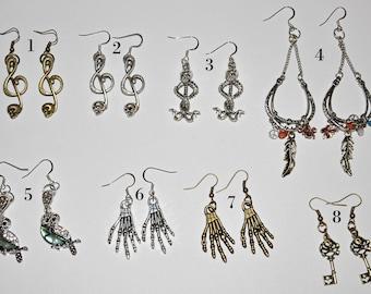 Charmed Earrings