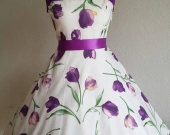 Rockabilly 50s prom dress wedding dress prom dance dress