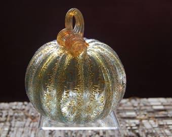 Glass Academy Pumpkin