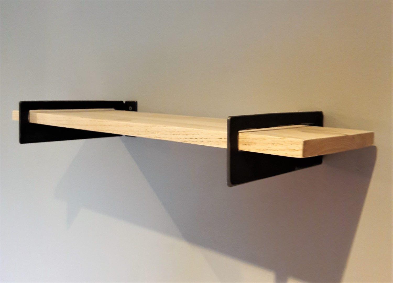 Standard Metal Shelf Brackets 2 Modern Contemporary