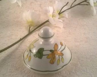 Villeroy & Boch, lid, geranium