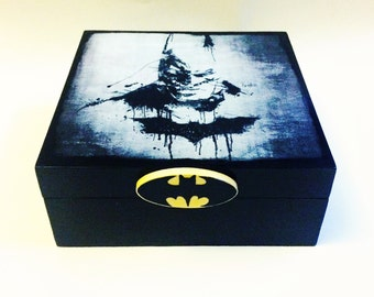 Box Batman gift for everyone who love's Marvel