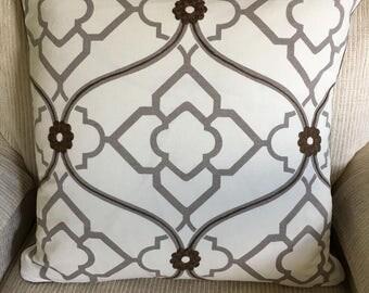 Custom Designer Fabric Pillow Cover