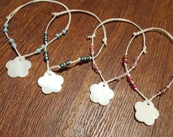 FlowerFriendship bracelet or Martirika