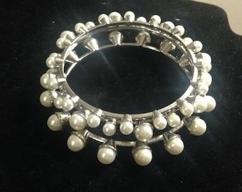 Make a Statement Bracelet/Bangles Set of 3 in Silver