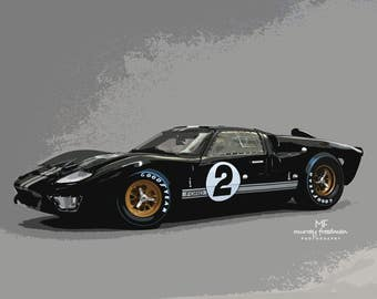 1966 Ford GT40 MkII (No 4987