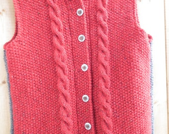 Ladies Trachten jacket Alpaca Merino
