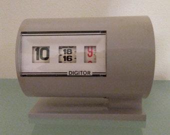 Vintage alarm clock Digitor