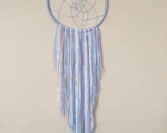 Dreamy Blue Dreamcatcher