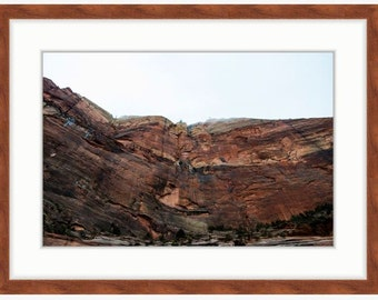 Zion - Inside the Canyon - Wanderlust Home Decor