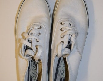 Vintage Sperry Top-Sider Canvas