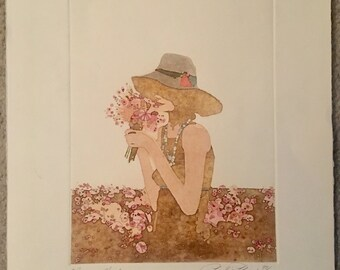 Sunny Day watercolor print