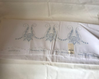Embroidery pattern pillowcases (4)