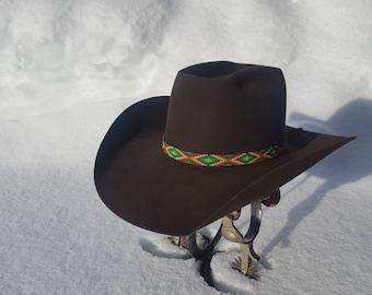Beaded Hatband