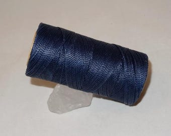 70 - Linhasita macrame thread - dark blue