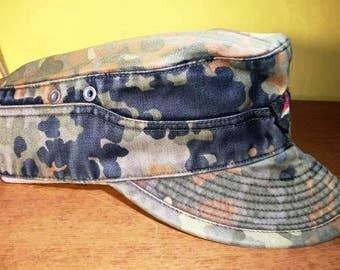 Menswear Vintage Sewing Pattern Wwii Era Flight Cap Military