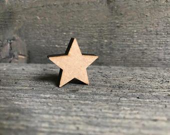 25 Laser cut Star/Star/Star cut out/Star shapes/stars/Embellishments/craft supplies/Wood/Laser cut/Diy/Diy crafts/Wood Shapes/Shapes