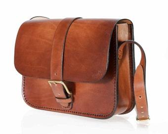 """Marn"" leather Sling bag"