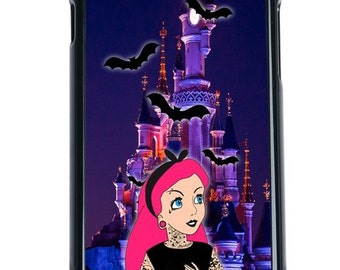 tattoo princess Phone case