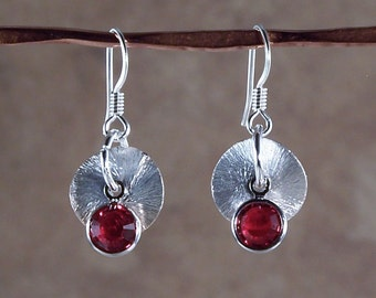 Bryolet Earrings - Ruby & Rose