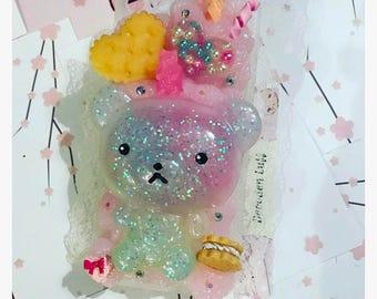 Decoden Cutie Bear iPhone 7 Case