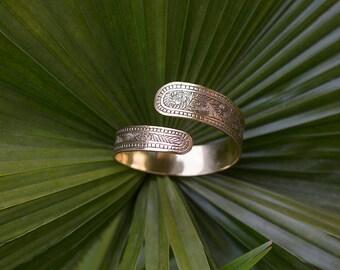 Bracelet Brass / Small Arm Band Brass / Bracelet ou petit bracelet de Bras en laiton