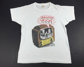Vintage 1985 The honeymooners tv show t-shirt mens L screen stars archie bunker