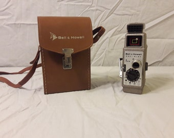 Bell & Howell Sunometer One Nine 8mm Video Camera