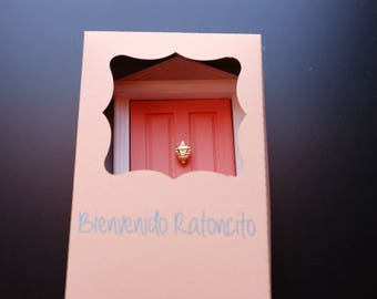 Tooth fairy doors