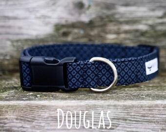 Dog Collar, Boy Dog Collar, Douglas