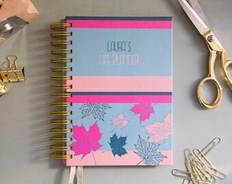 A4/A5 Life Planner - Autumn Design