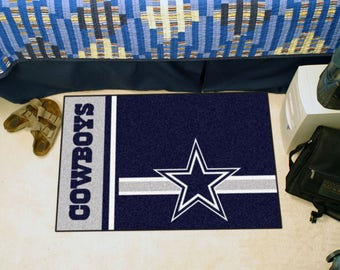 Dallas Cowboys Uniform Inspired Starter Rug 20x30